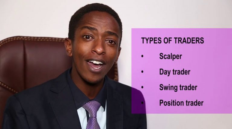 Qualities: Types of traders